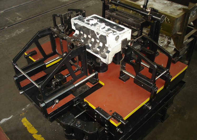 Foundry Tooling High Pressure And Gravity Die Casting